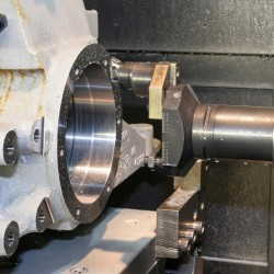 casting machining
