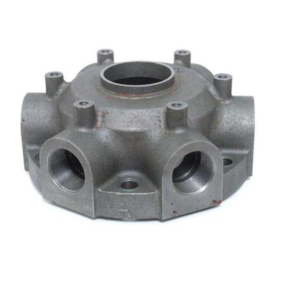 Investment Casting Valve Block Head