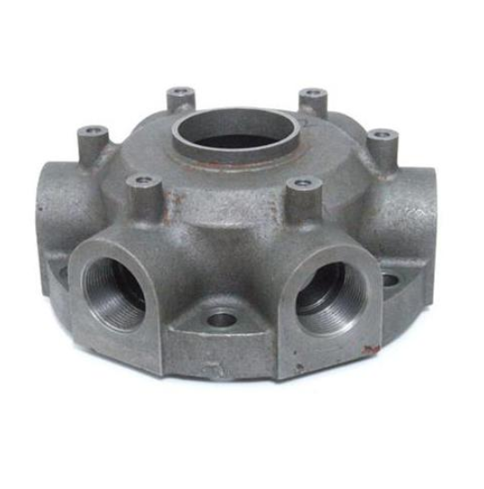 investment casting and machining sample