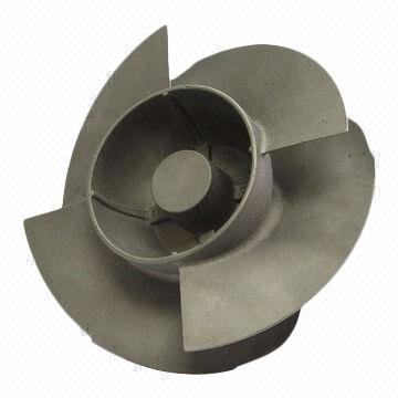 lost wax investment casting prop