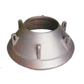 Sand Casting Crusher Cone