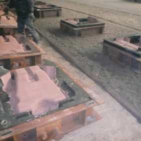 Green Sand Casting - Large Part